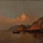 William Bradford (American, 1823-1892) Fishing Off Labrador (Lot 359, Estimate $15,000-$25,000)