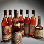 Mixed Pappy Van Winkle Whisky