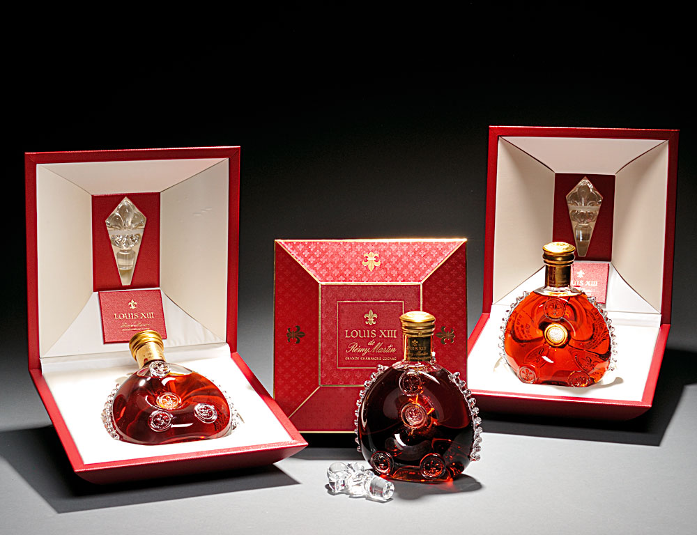 Mixed Remy Martin Louis XIII