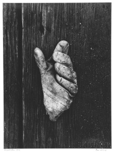 Aaron Siskind (American, 1903-1991) Gloucester 1H, 1944, printed later (Lot 163, Estimate $2,000-$3,000)
