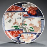 Imari Charger, Japan (Lot 1074, Estimate $200-$300)
