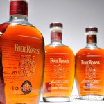 Four Roses Limited Edition Small Batch Vertical, 3 bottles ($700-1000)*